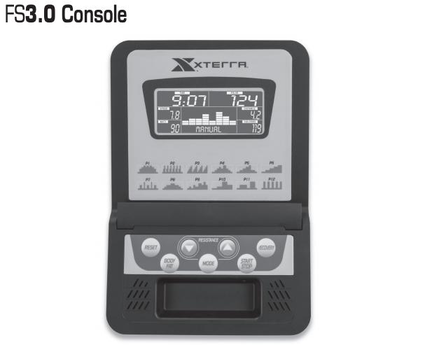 XTERRA Fitness FS3.0